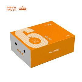 橙王哥 【平安尊享】定制【6龄橙】 赣南脐橙 9个礼品装  6年风雨历练 为您呈上恰好的酸甜