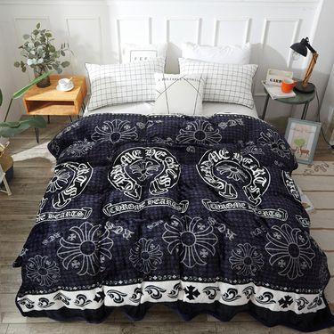 艾桐 云貂绒毛毯