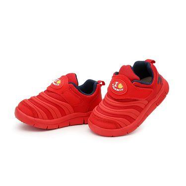 Teenmix/天美意 童鞋2018秋季新款婴童宝宝鞋儿童毛毛虫运动鞋中小童休闲鞋 DX7042