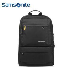 samsonite 新秀丽 零售同款 全球联保 Samsonite/新秀丽36B双肩包男女高端电脑包防泼水大容量商务背包