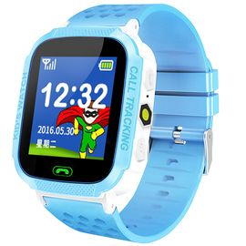 智力快车 儿童电话手表 学生儿童智能手表手机 触屏定位手表电话男女孩