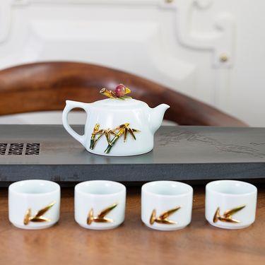 罗比罗丹 茶具(竹韵套装)