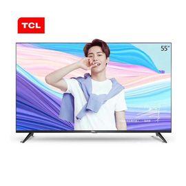 TCL 55A660U 55英寸4K金属超薄30核高清智能LED液晶网络平板电视