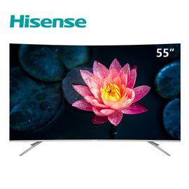 海信 Hisense/海信 HZ55E6AC 55英寸4K曲面智能网络平板液晶电视机