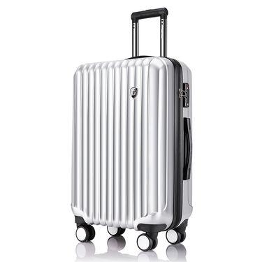 君华仕GENVAS 拉杆箱万向轮20英寸登机箱男女士旅行箱行李箱