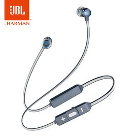 JBL T190BT入耳式蓝牙耳机无线耳机手游耳机运动耳机带麦可通话磁吸式设计 【四色可选】