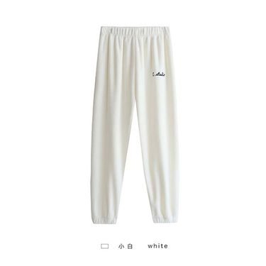 Royalpure 【套装可选仅1000套】仙女暖暖裤暖暖衣套装运动裤升级珊瑚绒居家懒人裤