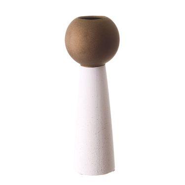 奇居良品 北欧简约莫兰迪干花艺术花器花瓶