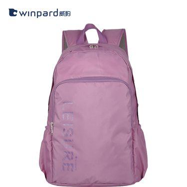 Winpard/威豹 新旅程彩色多功能双肩包 OM234-HA21642