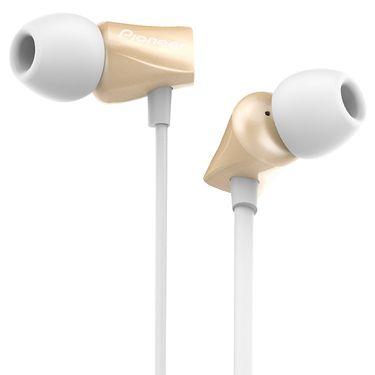 PIONEER 先锋  手机耳机入耳式重低音耳麦吃鸡游戏魔音耳塞苹果通用魔音音乐有线耳机