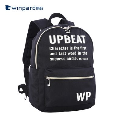 Winpard/威豹 韩版潮流双肩包 OM280-IS21816
