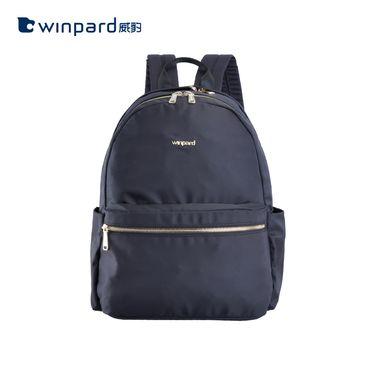Winpard/威豹 休闲旅行双肩包 GU310-HAS21828黑色