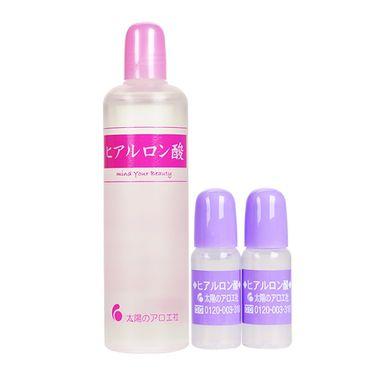 太阳社 太阳芦荟社 玻尿酸高效保湿锁水透明质酸原液 日本进口