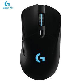 罗技 (G)G703 LIGHTSPEED 无线游戏鼠标 无线鼠标 RGB鼠标 吃鸡鼠标 绝地求生