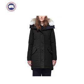 Canada Goose  加拿大鹅   男款羽绒服女款羽绒服中长款有毛领羽绒服 多色可选 洲际速买