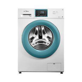 美的 滚筒洗衣机 7KG变频 除菌洗 智能操控 MG70V30WDX
