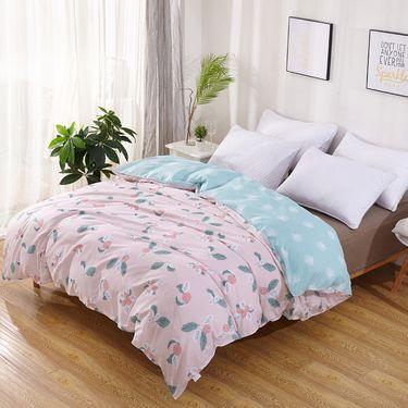 宝瑞祥 全棉印花被套 单双人学生被罩 多规格可选 清凉世界 床品 床上用品