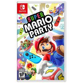 Nintendo/任天堂 【预售】Switch NS掌机游戏机卡带 超级马里奥聚会派对 日本进口 洋码头