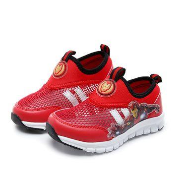 百丽 Disney迪士尼童鞋夏新款男童运动鞋中童儿童透气跑步鞋VA3983