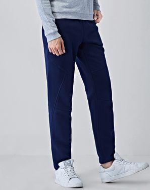 卡帕 男款运动裤 质感保暖 男款深蓝色运动长裤
