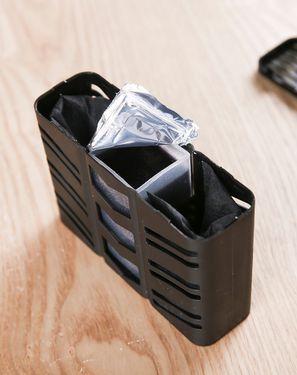 KOKUBO 冰箱除味剂 日本 冰箱用除味剂 活性炭银离子双重清新清洁除味剂