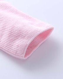久岁伴 儿童袜 5双装糖果色耐磨女童袜子吸汗弹性学生童袜纯色透气棉袜儿童袜子
