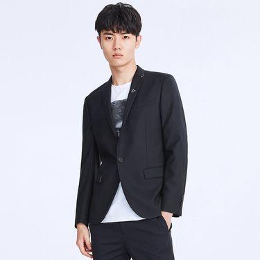 太平鸟 男式外套 太平鸟男装2018年春夏新品风尚系列男士商务修身外套