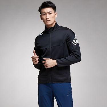 安踏 男款运动外套 安踏 透气轻盈 男款长袖外套 综训系列