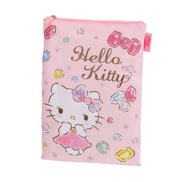 收纳包袋 粉红旅行用衣物多功能行李收纳袋M