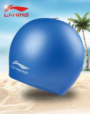 泳帽 硅胶帽系列 青少年款舒适护耳泳帽