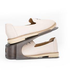 Minizone 【正品特卖】鞋架 鞋柜双层单只鞋架8个装