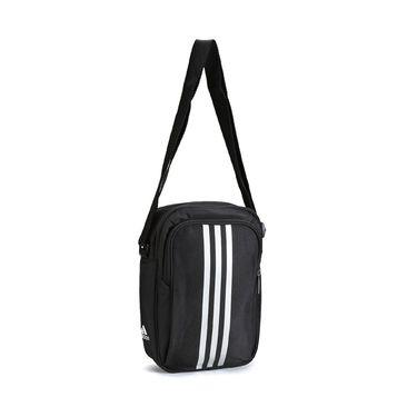 运动斜挎包 阿迪达斯adidas 便携实用 男款小肩包 经典个性 潮流背包
