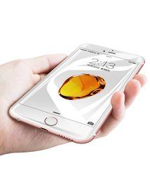手机贴膜 图拉斯 【两片装】苹果6s曲面贴膜3d全覆盖6splus手机防碎边钢化膜  手机膜