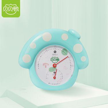 贝贝鸭 婴儿房干湿温度计 室内温度计 SY-D45C