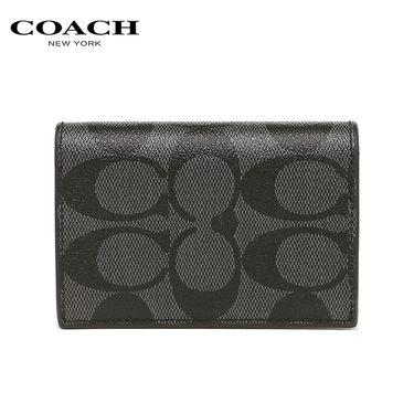 COACH 蔻驰COACH皮带 男士 印花名品夹 多色可选 洲际速买