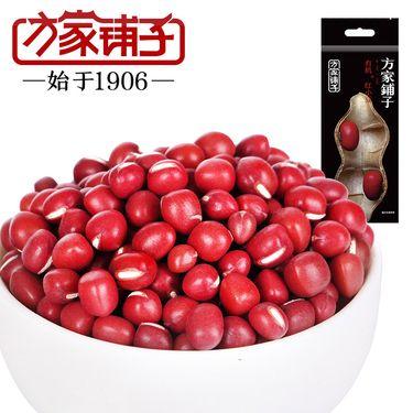 方家铺子 东北杂粮 有机红小豆 有机农产 小红豆500g