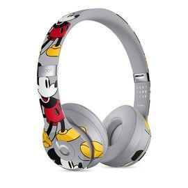 beats 【米奇90周年纪念版】Beats Solo3 Wireless 头戴式 蓝牙无线耳机