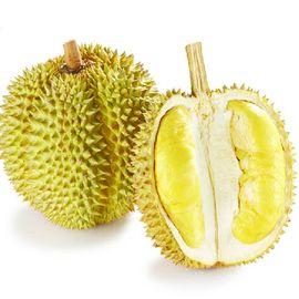 品赞 泰国金枕头榴莲1个3.2-3.8斤 干尧榴莲新鲜进口水果