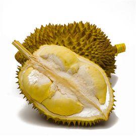 品赞 泰国金枕头榴莲1个5.2-6斤 干尧榴莲新鲜进口水果