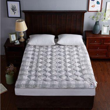 恒源祥 柔软羊毛床垫 TCD1005  规格:180*200   填充重量:2000g 秋冬新品 全积分兑换