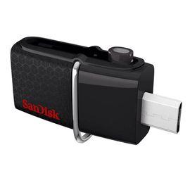 闪迪 OTG 安卓优盘 USB3.0高速 手机U盘 SDDD2 64G(号外 普通U盘价格买个手机U盘)