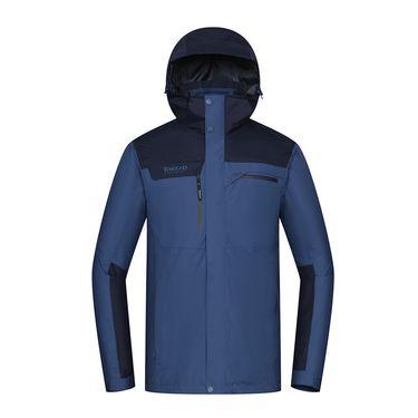 探路者 TOREAD 户外男式冲锋衣 TAWG91803 防风 防水 保暖