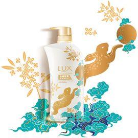 力士 (LUX) 洗发水 秋日桂花限定款 金桂悠香香氛洗发乳 750ml