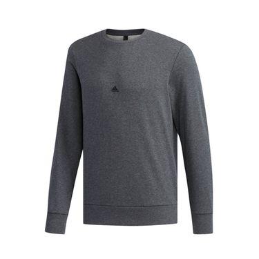 阿迪达斯 男装2018冬季新款运动服圆领宽松卫衣针织套头衫DT2503