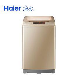 海尔 Haier 家用10公斤幂动力大容量家用全自动波轮洗衣机B10018F31