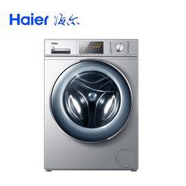 海尔 Haier 家用10公斤直驱变频滚筒洗烘一体洗衣机G100678HB14SU1