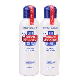 Shiseido/资生堂 资生堂尿素复合体牛奶身体乳150ml  补水保润  防止肌肤干裂 海豚跨境