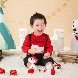 网易严选 星诞奇遇 儿童圣诞毛衣