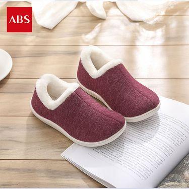 ABS 爱彼此 Dola加厚毛绒家居暖靴