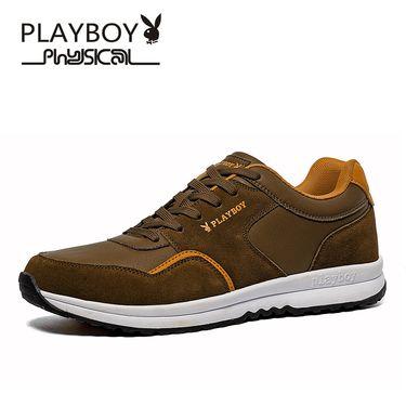 花花公子 运动鞋男鞋休闲鞋学生跑步鞋韩版时尚潮流板鞋